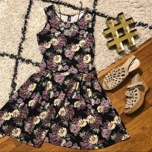 Dresses & Skirts - Flowered A-line Dress